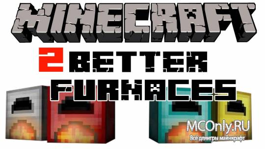 ������� ��� Better Furnace ��� minecraft 1.5.2